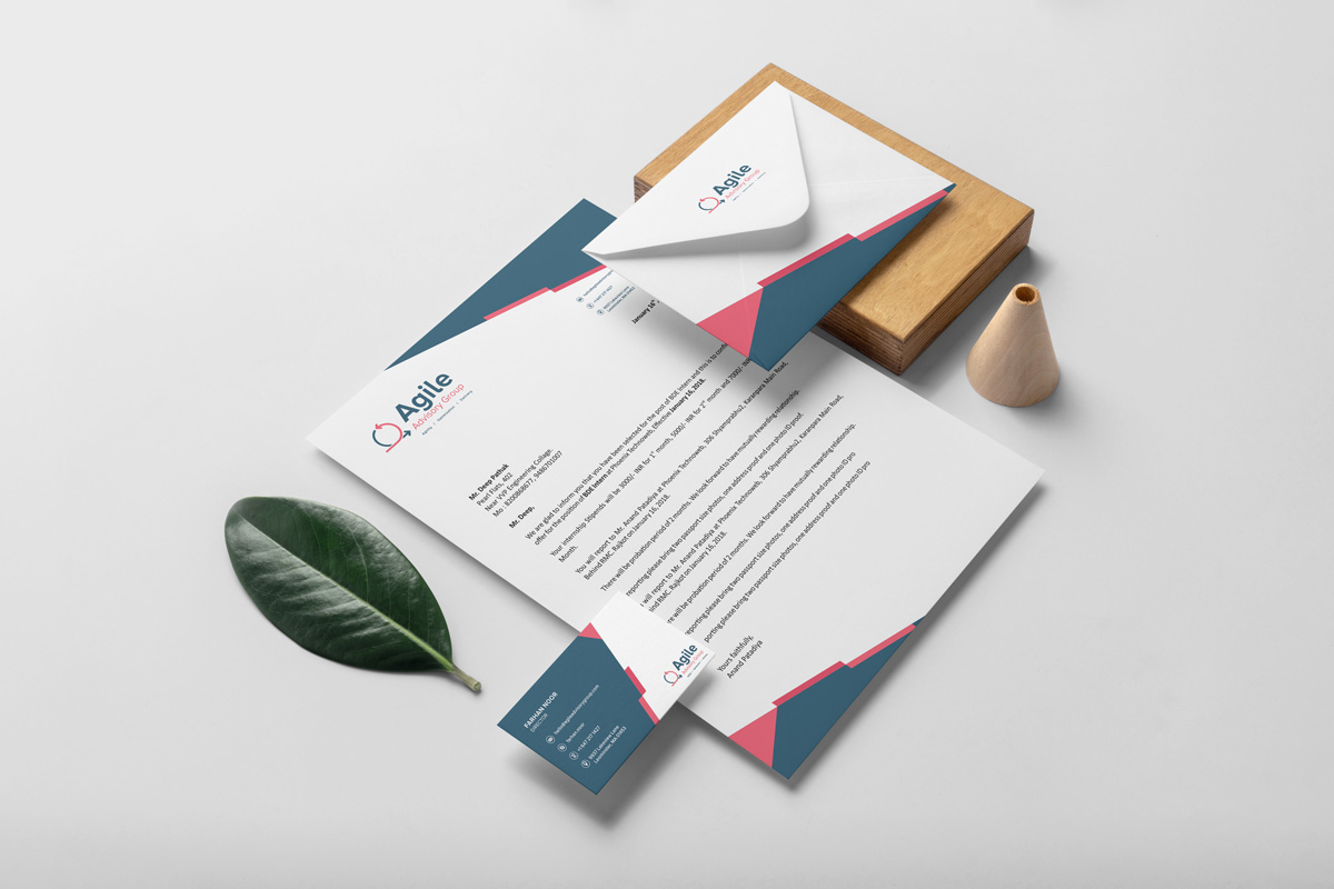 Stationery Design 03